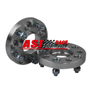 2PCS WHEEL SPACERS FOR Ford Falcon 35mm 5x114.3 5LUG RANGER MUSTANG EXPLORER