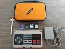 Nintendo 3DS XL Retro Silver Edition Bundle