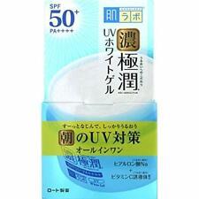 Rohto Hadalabo Gokujyun  Hyalunoic UV White Gel 90g SPF50+ PA++++ s8250
