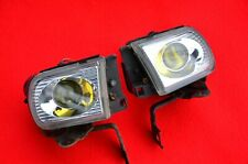 JDM NISSAN SILVIA S14 240SX ZENKI PROJECTOR FOG LIGHTS LAMP Yellow 114-66220