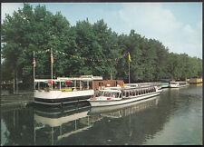 Netherlands Postcard - Amsterdam, Departure Stage - Abfahrtbrucke RR1558