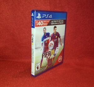 FIFA 15 -- Ultimate Edition (Sony PlayStation 4 PS4, 2014)
