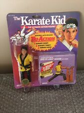 1986 Remco The Karate Kid Ultimate Action Figure - Chozen