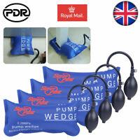 Car Air Pump Wedge Inflatable PVC Bag Door Window Alignment Accessori Tools O7Y8