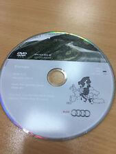2013 maps Audi A3 A4 A6 TT R8 DVD Navigation Sat Nav RNS-E Europe UK 8P0919884BK