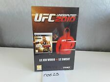 UFC Undisputed 2010 Collector PS3