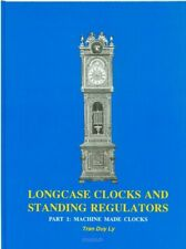 Longcase Clocks & Standing Regulators - Machine Made - by Tran Duy Ly