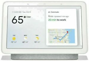 Google Home Hub - Charcoal Smart Home Nest Assistant GA00516-US - FREE SHIPPING