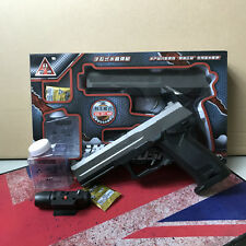 Force Control Toy Gun Soft Bullet Water Pistol Crystal Bullets CS Shooting Game