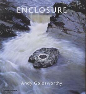 Enclosure von Andy Goldsworthy und James Putnam (2007, Gebundene Ausgabe)