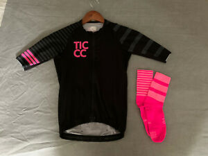 TICCC Jersey And Socks Unisex Fit XS
