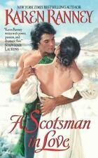 A Scotsman in Love Ranney, Karen Mass Market Paperback