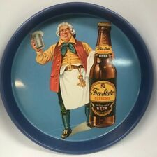 Vintage Free State Supreme Beer Tin Tray (Collectible)