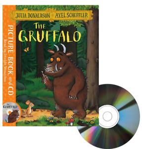 The Gruffalo by Julia Donadson/Axel Scheffler (Paperback /Audio CD)FREE ship $35