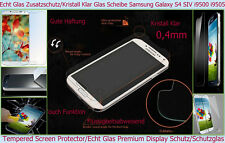 Tempered Scheibe echt Panzer Glas Display Schutz Folie Samsung Galaxy Tab A 9 7""