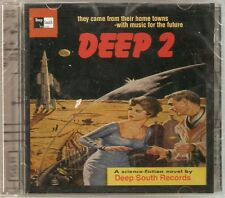 Deep Vol 2 - Various (They Came From their Home Towns With Music...) CD 1997 NEW