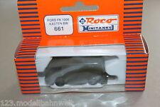 Roco minitanks 661 Ford FK 1000 Kasten BW Spur H0 OVP