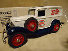 PEPSI-COLA 1932 FORD PANEL DELIVERY TRUCK BANK  ERTL #9637 1ST SERIES RARE