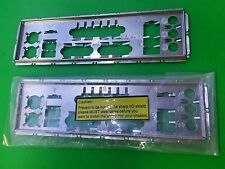 New ATX Multimedia Motherboard I/O Shield Back Cover Plate