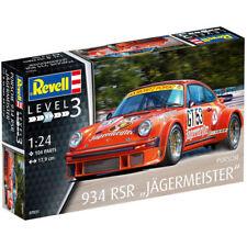 REVELL PORSCHE 934 RSR Jagermeister 1:24 KIT Modellino Auto 07031