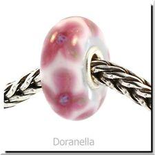 Authentic Trollbeads Glass 61373 Fantasy Flower :1