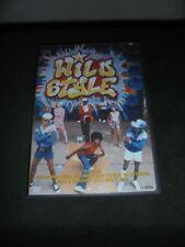 "No Artist ""Wild Style"" DVD  Rhino Home Video – R2 2367 USA 2002"