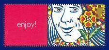 2001 LS1 1st Enjoy - Queen of Hearts ex-Smiler Sheet LS1 MNH CV £20 aghi