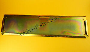 1 x Oblong Metal Number Plate Holder for Trailer, Tractor, Horse Box