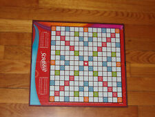 HASBRO SCRABBLE GAME BOARD ONLY REPLACEMENT PIECE EXCELLENT CONDITION