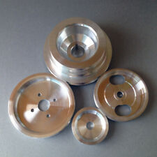 Lightweight pulley FOR Nissan S13 S14 240SX CA18 CA18DET 4PCS