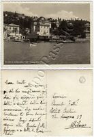 Cartolina di Santa Margherita Ligure, albergo - Genova