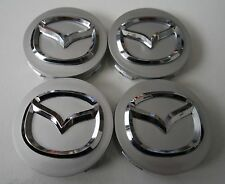 Mazda alloy wheel center CAPS 56 mm set of 4 mazda 3 6 CX FREE P&P