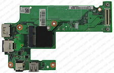 DELL INSPIRON N5010 M5010 15R POWER JACK USB BOARD DG15 AMD 10612-1 48.4HH20.011