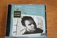 The Police Sting - Venezuela 2CD / Bring on the Night - rare cover