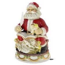 Melody in Motion~2003 Santa Claus~Coming Town~$100~MIB