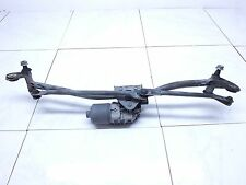 2006 AUDI A4 B7 WINDSHIELD WIPER MOTOR AND ARMS 8E1955023 D