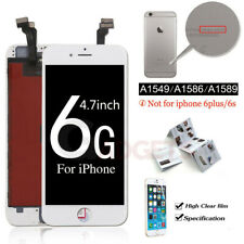 LCD Display Touch Screen Digitizer Assembly Home Button For iPhone 5 6 6S 7 8