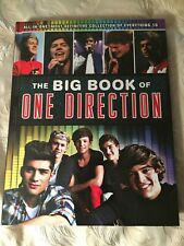 The Big Book of One Direction 2012 Boy Band Biography New Triumph Books