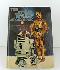 THE STAR WARS STORYBOOK © 1978 Hard Cover Super Nice!