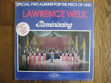 Lawrence Welk SEALED double LP 1972 Reminiscing Ranwood Records R 5001 stereo