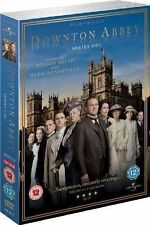 DOWNTON ABBEY SERIES ONE 1 3 DISC BOX SET UNIVERSAL UK 2010 REGION 2 DVD NEW