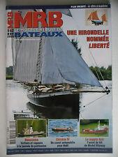MRB - Modèle Réduit de Bateau #552 (REVUE) Hirondelle nommée Liberté,Chick IV
