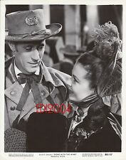 "VIVIEN LEIGH & LESLIE HOWARD Original GWTW Photo '39 ""Gone With The Wind"" Rare"
