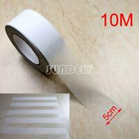 "Anti slip tape 2"" roll Clear grit flooring adhesive Safety grip safe (non skid)"