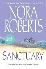 """Pre-Owned Book """"SANCTUARY"""" By Nora Roberts- Paperback (2009) - Excellent Read!"""