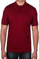 Lacoste Men's Paris Edition Regular Fit Polo Shirt Stretch PH5522 476 Burgundy