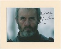 Stephen Dillane Game Of Thrones Stannis Orig Signed Mounted 10x8 Autograph Photo