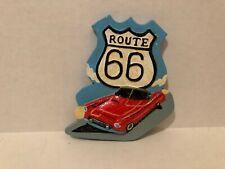 Route 66 Ceramic Refrigerator Magnet NEW