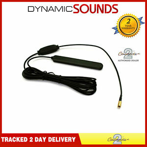 Pioneer AVH-A3200DAB Car Stereo Glass Mount Amplified SMB DAB Aerial Antenna