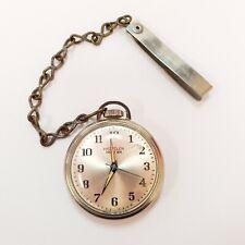 Working! Parts Repair (Pw57) Westclox Pocket Ben Pocket Watch